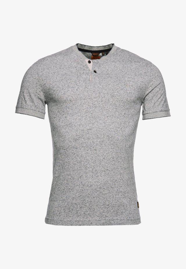 Print T-shirt - grey feeder