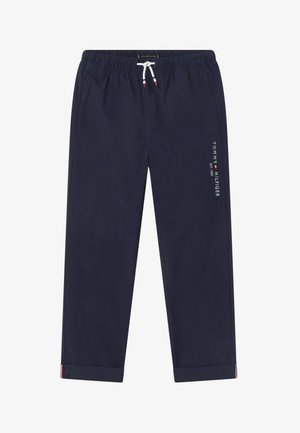 PULL ON PANTS - Kalhoty - blue
