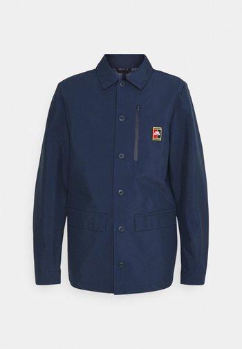 WILDCARD UNISEX - Summer jacket - midnight navy
