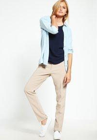 Vero Moda - BOCA  - Blouse - navy blazer - 1