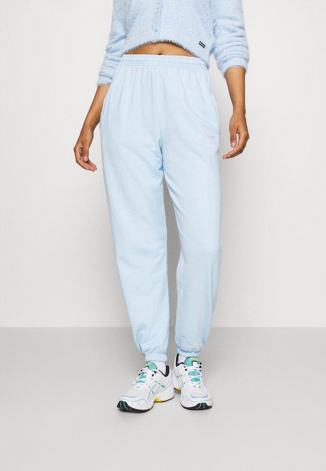 ZIA PANTS WOMEN - Pantalon de survêtement - sky blue