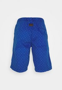 Schott - Shorts - indigo diamond - 1