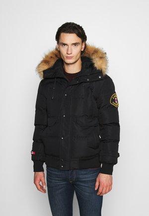 ZAVETI CANADA TURVENO BOMBER - Zimní bunda - black