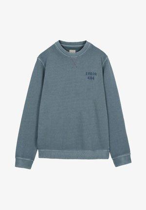 ERROR - Sweater - blue