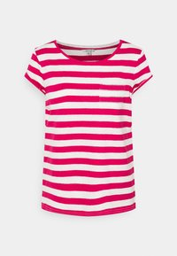 comma casual identity - Print T-shirt - red - 0