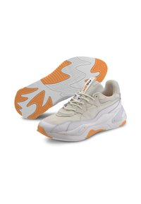 Puma - Trainers - vaporous gray- white - 2