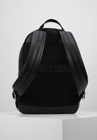 Tommy Hilfiger - DOWNTOWN BACKPACK - Reppu - black - 2