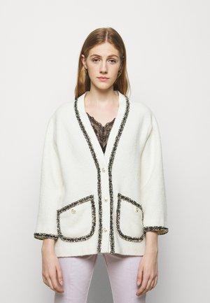 VENALA - Short coat - ecru