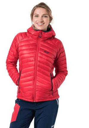 MOUNTAIN  - Down jacket - tulip red