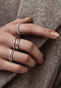 No More - PLAIN RING - Ring - silver - 2