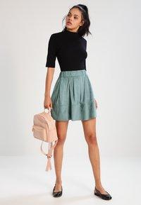Moves - KIA - A-line skirt - adriatic blue - 1