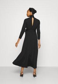 IVY & OAK Maternity - DORIS - Maxi dress - black - 2