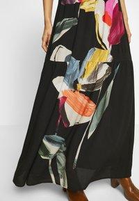 Desigual - VEST LISBOA - Robe longue - black - 5