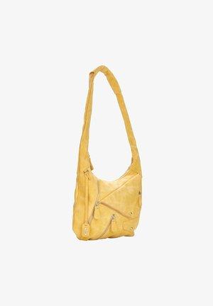 Schoudertas - yellow