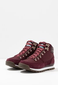 The North Face - REDUX - Hikingschuh - deep garnet red/stratosphere blue - 2