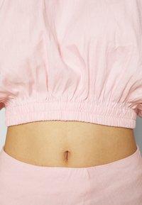 Mossman - THE DAY BREAK - Basic T-shirt - pink - 5
