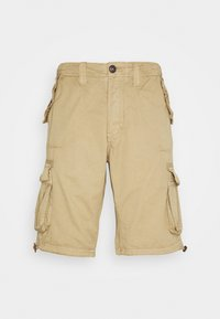 Brave Soul - Cargo trousers - stone - 3