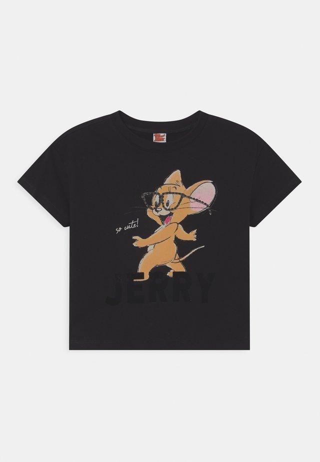 Print T-shirt - meteorite