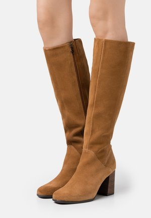 BOOTS - Bottes - muscat