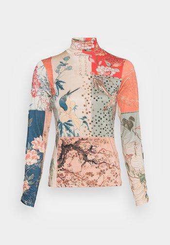 KYOTO - Top sdlouhým rukávem - multi-coloured
