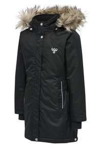 Hummel - HMLMARTHA  - Winter coat - black - 1
