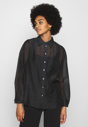PCSTELLAN - Button-down blouse - carry over