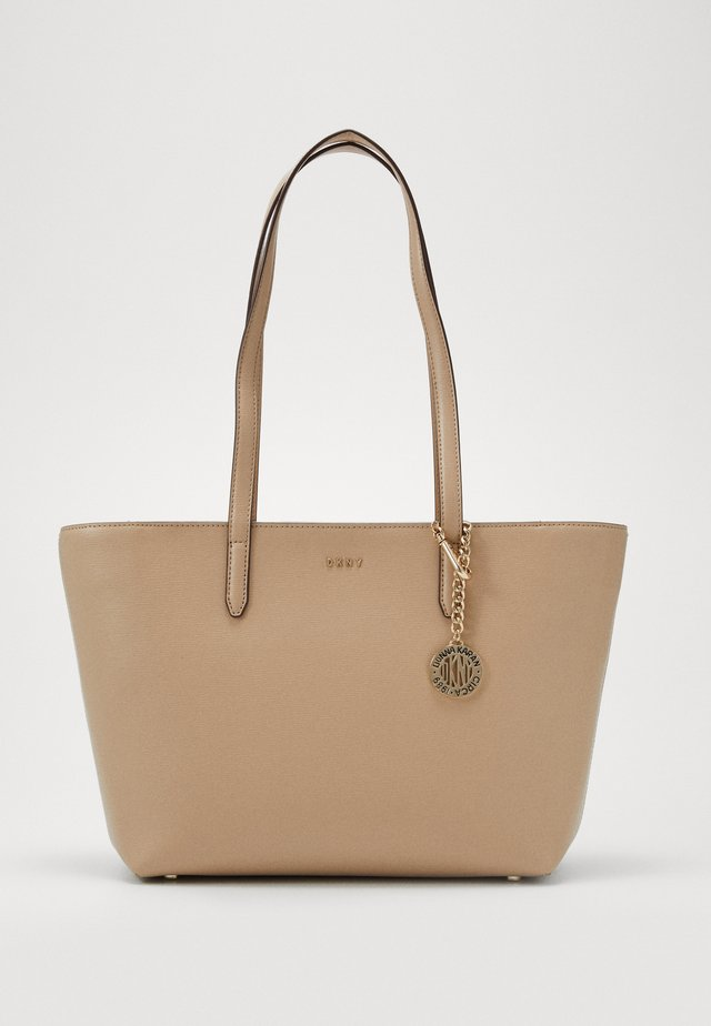 BRYANT BOX SUTTON - Shopping Bag - sand