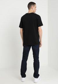 Cayler & Sons - ANCHORED TEE - Print T-shirt - black - 2