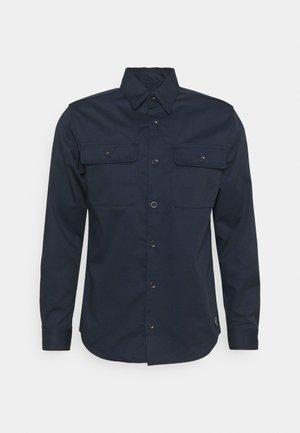 JORDARREN TOBIS OVERSHIRT - Shirt - navy blazer