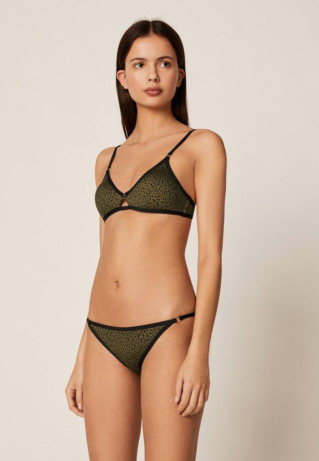 Bikini bottoms - khaki