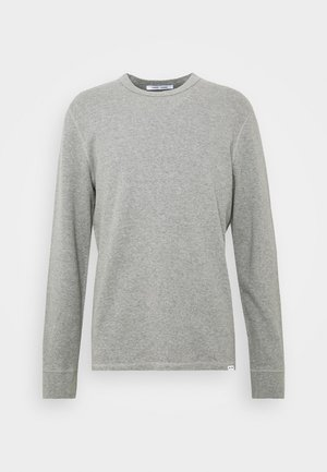 STAVSO - Sweatshirt - grey mel