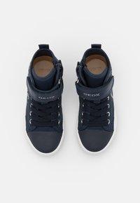 Geox - CIAK GIRL - Zapatillas altas - navy - 3