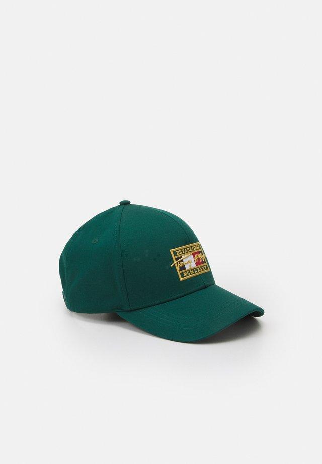 PATCH SIGNATURE UNISEX - Casquette - green