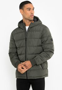 Threadbare - Winter jacket - khaki - 0