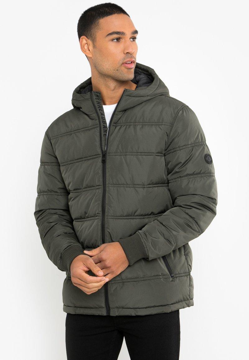 Threadbare - Winter jacket - khaki