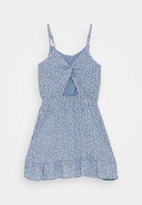 Abercrombie & Fitch - BEST BACK EASTER  - Vestido informal - blue - 1