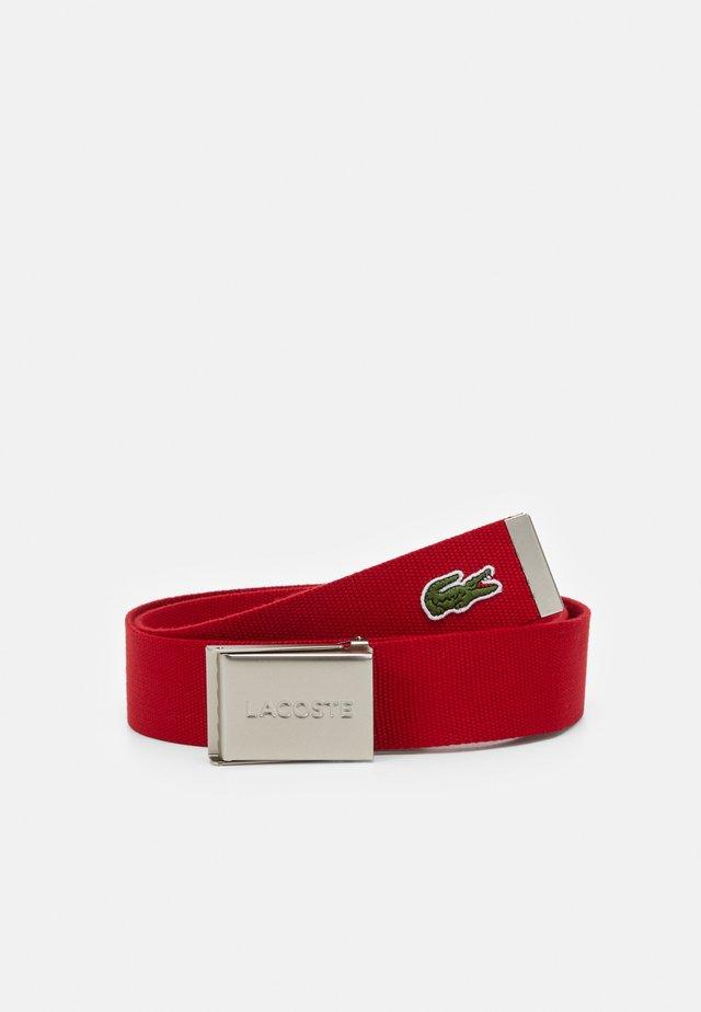 Pásek - rouge