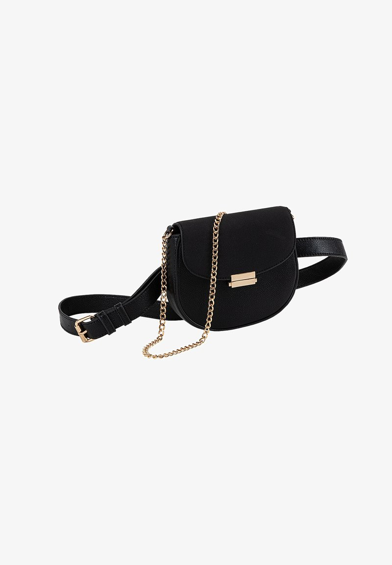 Six - Bum bag - schwarz