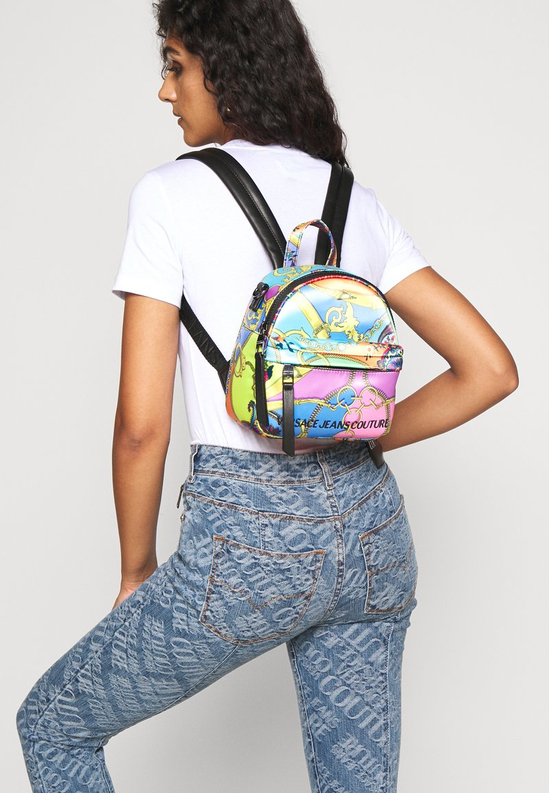 Versace Jeans Couture - BACKPACK SMALL - Tagesrucksack - multi-coloured