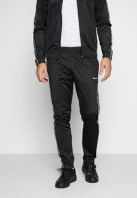 Champion - TRACKSUIT TAPE - Chándal - black - 3