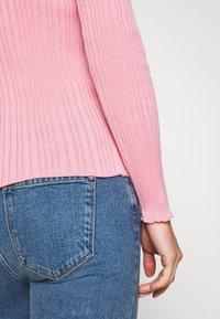 Trendyol - SIYAH - Cardigan - candy pink - 5