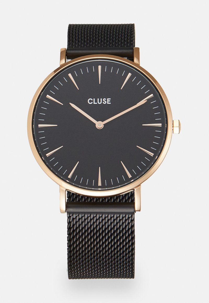 Cluse - Boho Chic - Reloj - rose gold-coloured/black