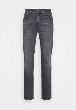TEK KEEP - Slim fit jeans - grey