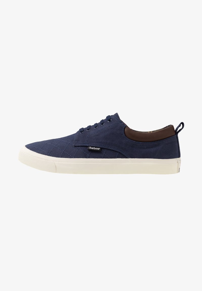 Barbour - CROMWELL - Trainers - navy