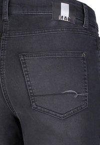 MAC Jeans - MELANIE - Slim fit jeans - anthrazit - 3