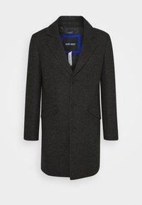 Antony Morato - LONG COAT - Classic coat - dark grey melange - 0