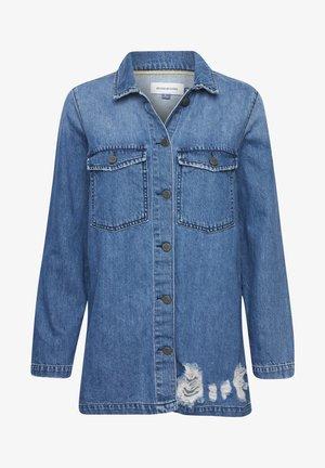 Overhemdblouse - light denim blue
