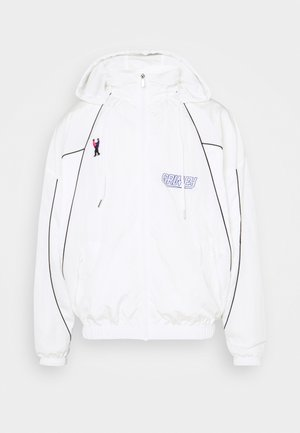 UBIQUITY TRACK JACKET UNISEX - Training jacket - white