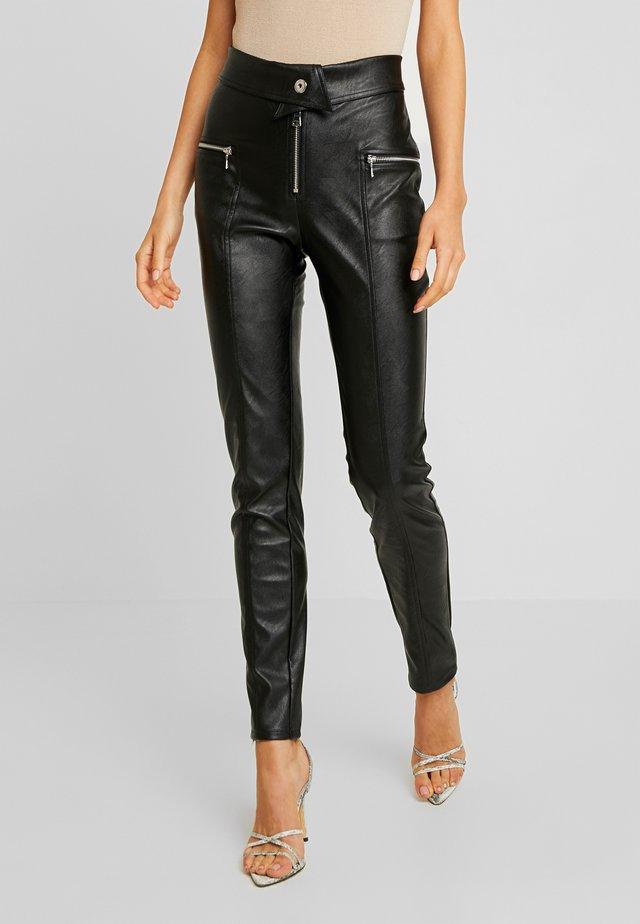 HIGHLIGHT PANT - Trousers - black