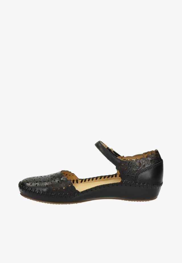 Sandals - zwart